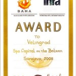 Велинград SPA столица на Балканите